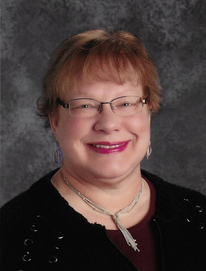 Congratulations to Mrs. Cerabona, head librarian, on her retirement