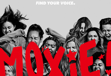 Movie poster for Moxie by Netflix