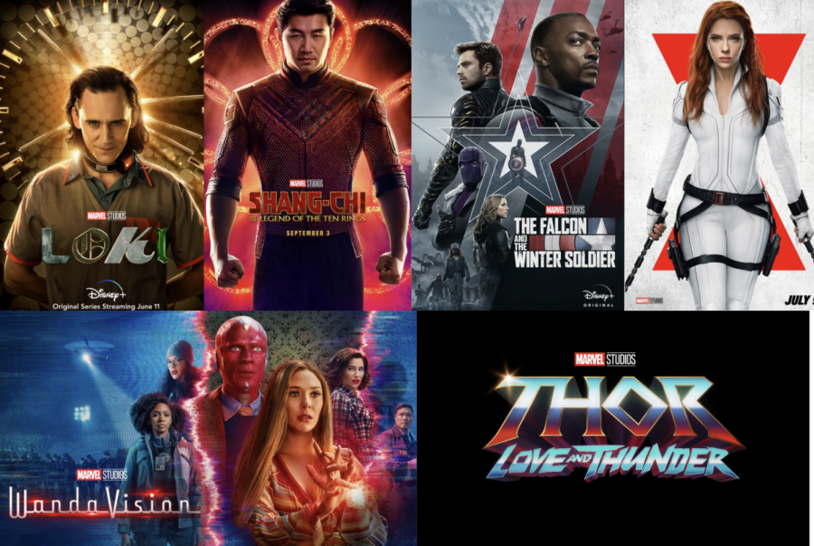 Marvel's huge upcoming movies, TV shows promise to wow