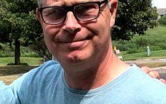 Congratulations to Mr. Wyllie, math teacher, on his retirement