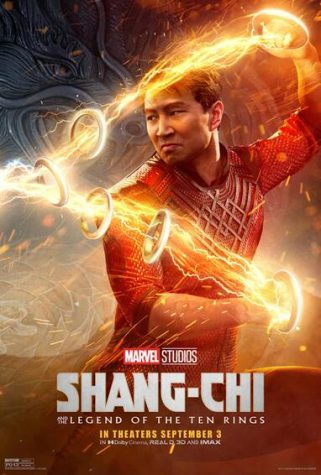 Movie Poster of Shang-Chi